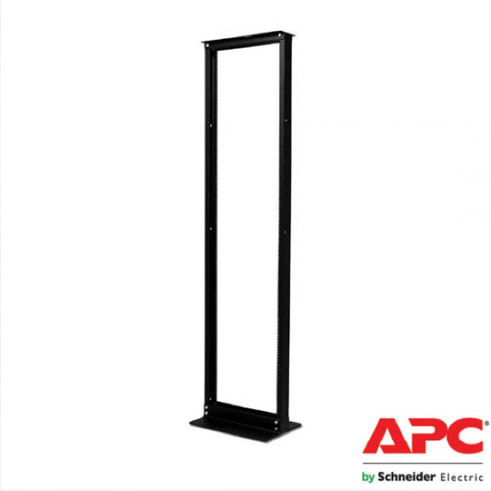 APC Netshelter 2 Post Rack 45U